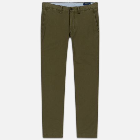 Мужские брюки Polo Ralph Lauren Slim Fit Bedford Defender Green