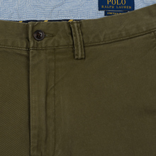 Мужские брюки Polo Ralph Lauren Slim Fit Bedford Defender Green фото- 2