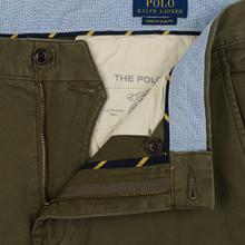 Мужские брюки Polo Ralph Lauren Slim Fit Bedford Defender Green фото- 1