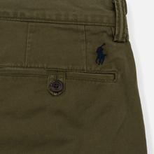 Мужские брюки Polo Ralph Lauren Slim Fit Bedford Defender Green фото- 4