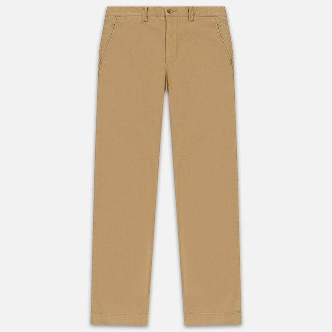 Мужские брюки Polo Ralph Lauren Slim Fit Bedford Luxury Tan