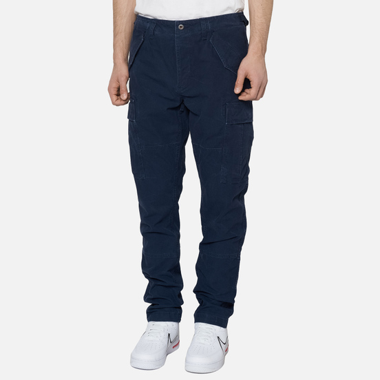 Мужские брюки Polo Ralph Lauren Slim Fit Modern M43 Cargo Aviator Navy