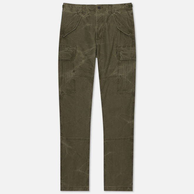 Мужские брюки Polo Ralph Lauren Slim Fit Modern M43 Cargo British Olive