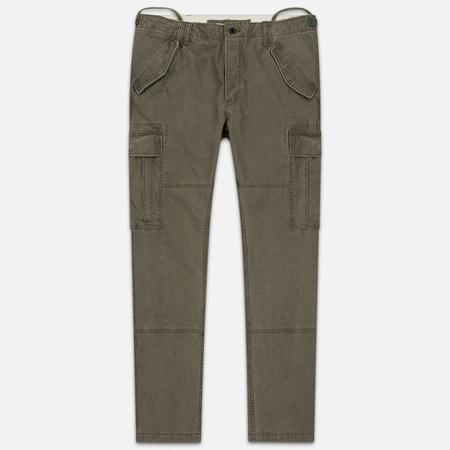 Мужские брюки Polo Ralph Lauren Slim Fit Modern M43 Cargo British Olive