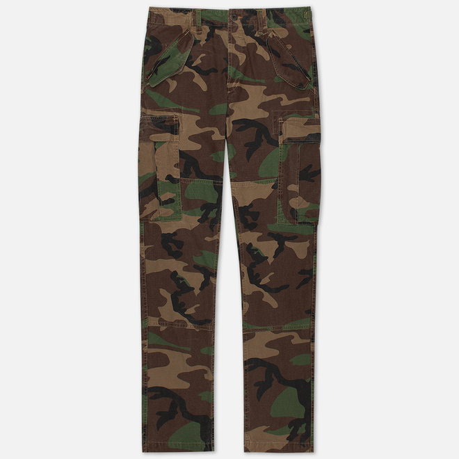 Мужские брюки Polo Ralph Lauren Slim Fit Modern M43 Cargo Surplus Camo