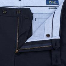 Мужские брюки Polo Ralph Lauren Slim Fit Stretch Military Aviator Navy фото- 2