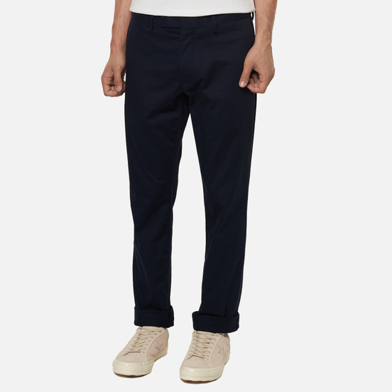 Мужские брюки Polo Ralph Lauren Slim Fit Stretch Military Aviator Navy