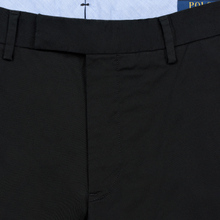 Мужские брюки Polo Ralph Lauren Slim Fit Stretch Military Black фото- 1