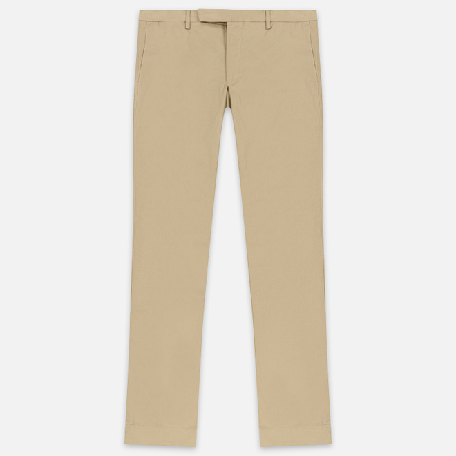 Мужские брюки Polo Ralph Lauren Slim Fit Stretch Military Classic Khaki