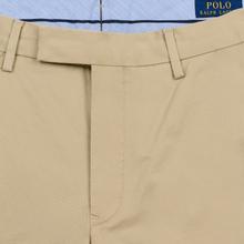 Мужские брюки Polo Ralph Lauren Slim Fit Stretch Military Classic Khaki фото- 1