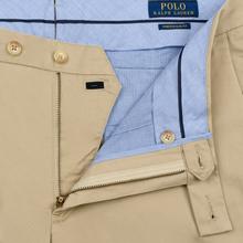 Мужские брюки Polo Ralph Lauren Slim Fit Stretch Military Classic Khaki фото- 2