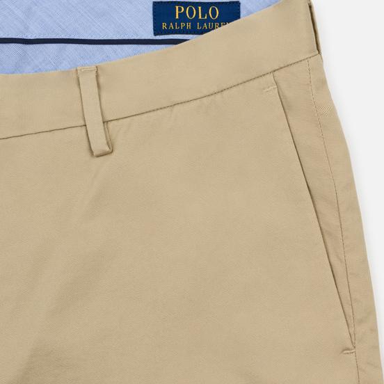 Мужские брюки Polo Ralph Lauren Slim Fit Stretch Military Classic Khaki