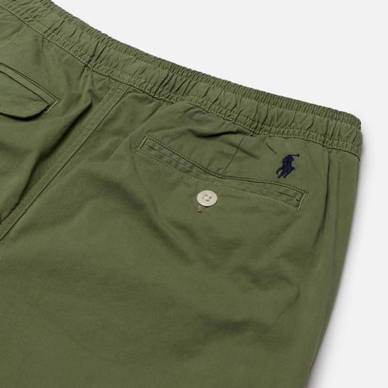 Мужские брюки Polo Ralph Lauren Stretch Relaxed Fit Chino Cargo Green