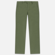 Мужские брюки Polo Ralph Lauren Tailored Slim Fit Lightweight Stretch Military Army Olive фото- 0
