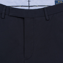 Мужские брюки Polo Ralph Lauren Tailored Slim Fit Lightweight Stretch Military Aviator Navy фото- 1