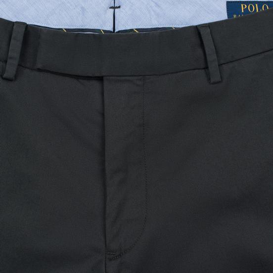 Мужские брюки Polo Ralph Lauren Tailored Slim Fit Lightweight Stretch Military Black Mask