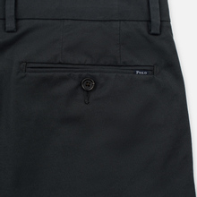 Мужские брюки Polo Ralph Lauren Tailored Slim Fit Lightweight Stretch Military Black Mask фото- 4