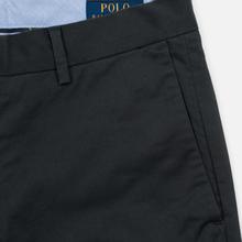 Мужские брюки Polo Ralph Lauren Tailored Slim Fit Lightweight Stretch Military Black Mask фото- 3