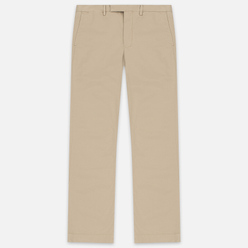 Мужские брюки Polo Ralph Lauren Tailored Slim Fit Lightweight Stretch Military Classic Khaki