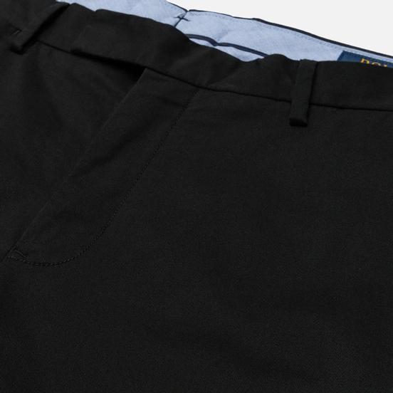 Мужские брюки Polo Ralph Lauren Tailored Slim Fit Lightweight Stretch Military Polo Black