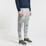 Мужские брюки Polo Ralph Lauren Vintage Print Light Grey Heather фото- 2