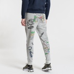 Мужские брюки Polo Ralph Lauren Vintage Print Light Grey Heather фото- 3