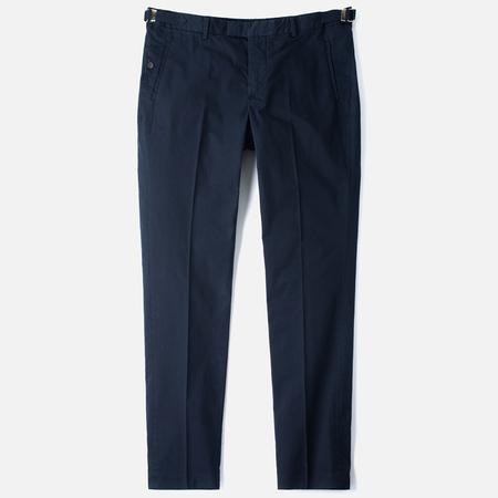 Мужские брюки Pringle of Scotland Garment Dye Navy