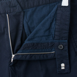 Мужские брюки Pringle of Scotland Garment Dye Navy фото- 1