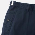 Мужские брюки Pringle of Scotland Garment Dye Navy фото- 2