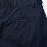 Мужские брюки Pringle of Scotland Garment Dye Navy фото- 3