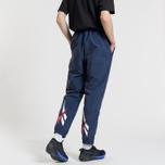Мужские брюки Reebok Archive Vector Collegiate Navy фото- 3