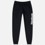 Мужские брюки Reebok Vector Fleece Black фото- 0