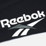 Reebok Vector Fleece Men's Trousers Black photo- 3