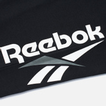 Мужские брюки Reebok Vector Fleece Black фото- 3