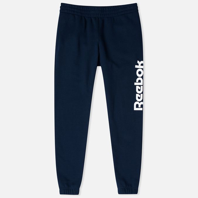 Мужские брюки Reebok Vector Fleece Collegiate Navy