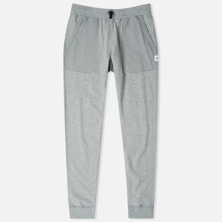 Мужские брюки Reigning Champ Hybrid Terry Slim Heather Grey