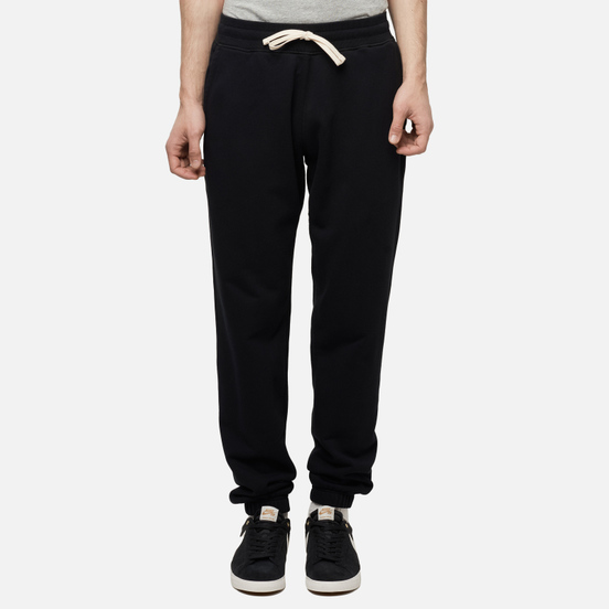 Мужские брюки Reigning Champ Midweight Terry Cuffed Black