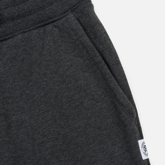 Мужские брюки Reigning Champ Midweight Terry Heather Charcoal