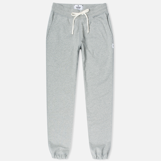 Мужские брюки Reigning Champ Midweight Terry Heather Grey