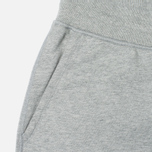 Мужские брюки Reigning Champ Midweight Terry Heather Grey фото- 1