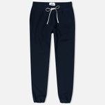 Reigning Champ Midweight Terry Men's Trousers Navy photo- 0