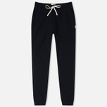 Мужские брюки Reigning Champ Midweight Terry Slim Black фото- 0