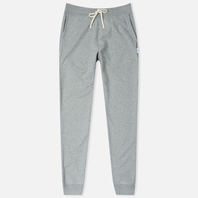 Мужские брюки Reigning Champ Midweight Terry Slim Heather Grey