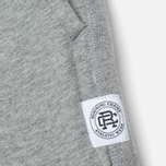 Мужские брюки Reigning Champ Midweight Terry Slim Heather Grey фото- 3