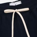 Мужские брюки Reigning Champ Midweight Terry Slim Navy фото- 4