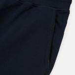 Мужские брюки Reigning Champ Midweight Terry Slim Navy фото- 1