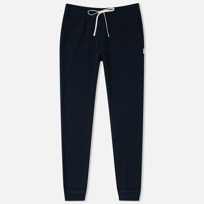 Мужские брюки Reigning Champ Midweight Terry Slim Navy