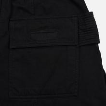 Мужские брюки Rick Owens DRKSHDW Creatch Cargo Loose Fit Black фото- 2