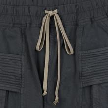 Мужские брюки Rick Owens DRKSHDW Creatch Cargo Loose Fit Flint фото- 1