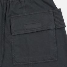 Мужские брюки Rick Owens DRKSHDW Creatch Cargo Loose Fit Flint фото- 2